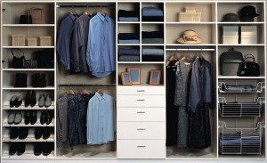 Get Your Home Ready to Sell - Try Closet Organizers