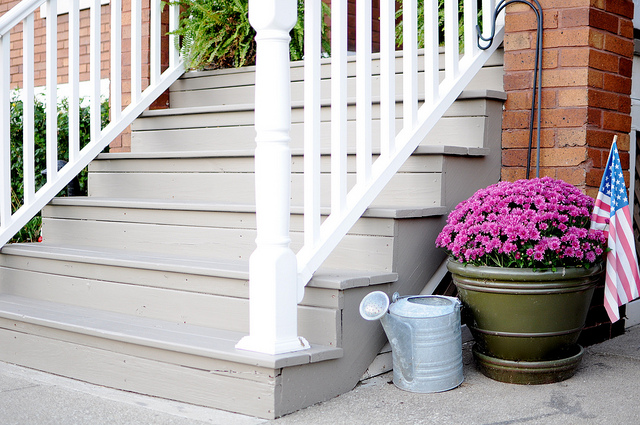 Curb Appeal Front Porch